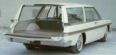 Studebaker concept car