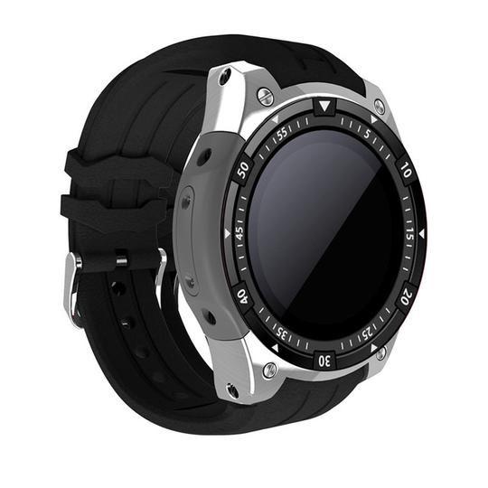 Neues Armbanddesign, Upgrade-Schrittzähler-Algorithmus, Anzeigezeit, Schrittanzahl, Herzfrequenz und...