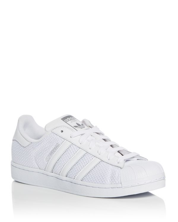 best service 32cac 5b9ea Adidas Superstar Lace Up Sneakers Más