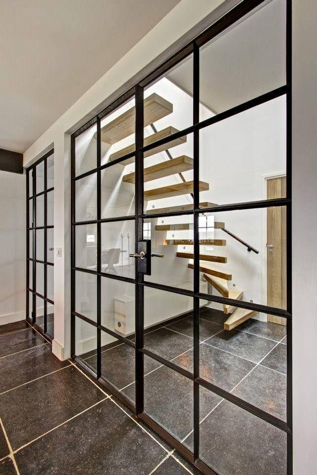 Projecten - Metaal en interieur | Steel Windows And Doors ...