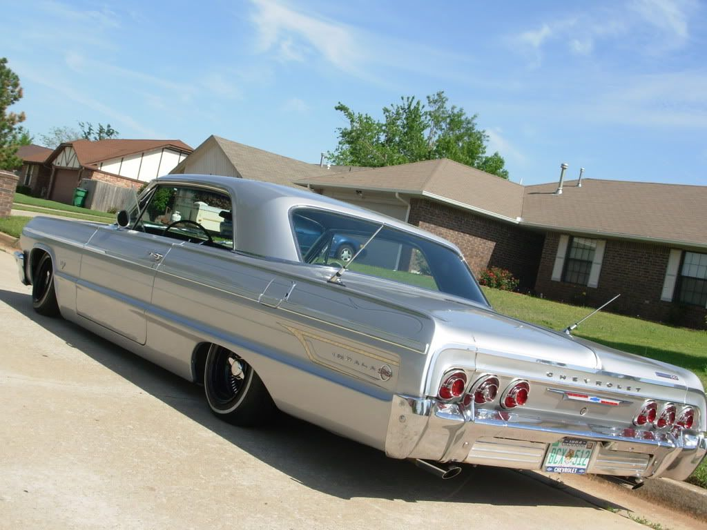 64 impala red whith swithces | 64 Impala SS (SOLD) | Stuff to Buy ...