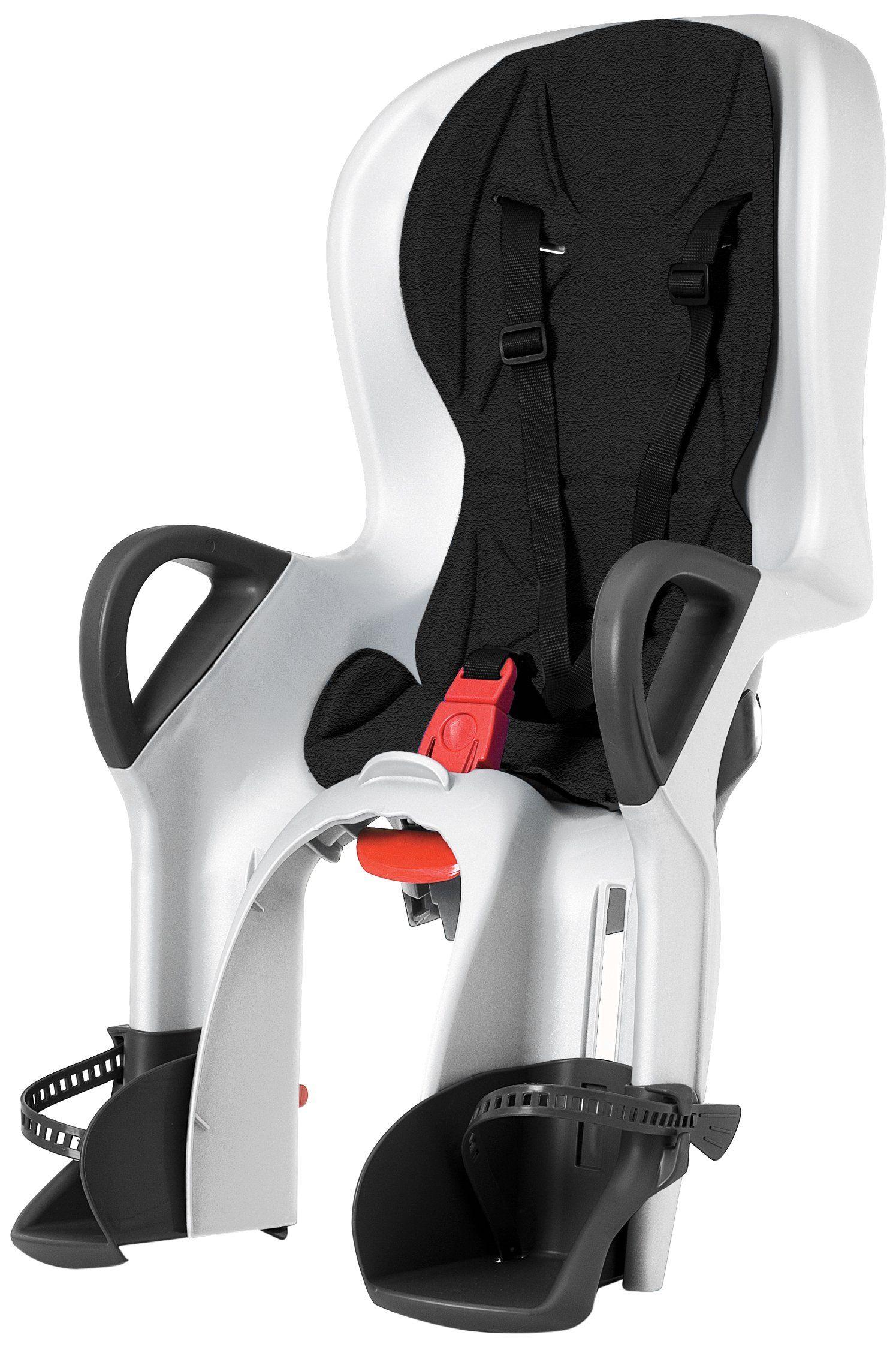 Peg Perego 10+ Black/White Rear Mount Child Seat. For
