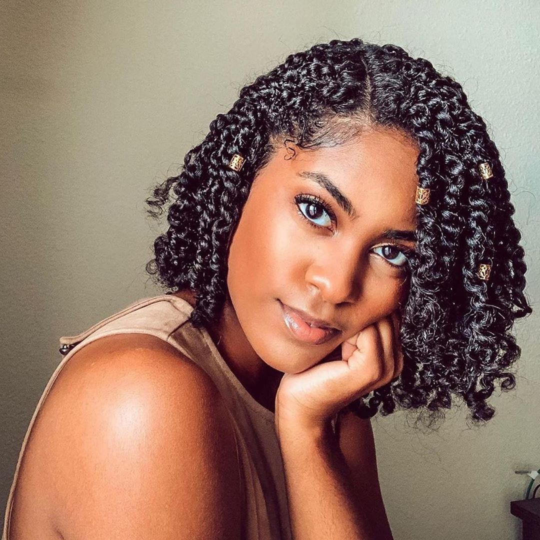 Elighty Passion Twist Hair Twist Hairstyles Hair Styles Natural Hair Twists