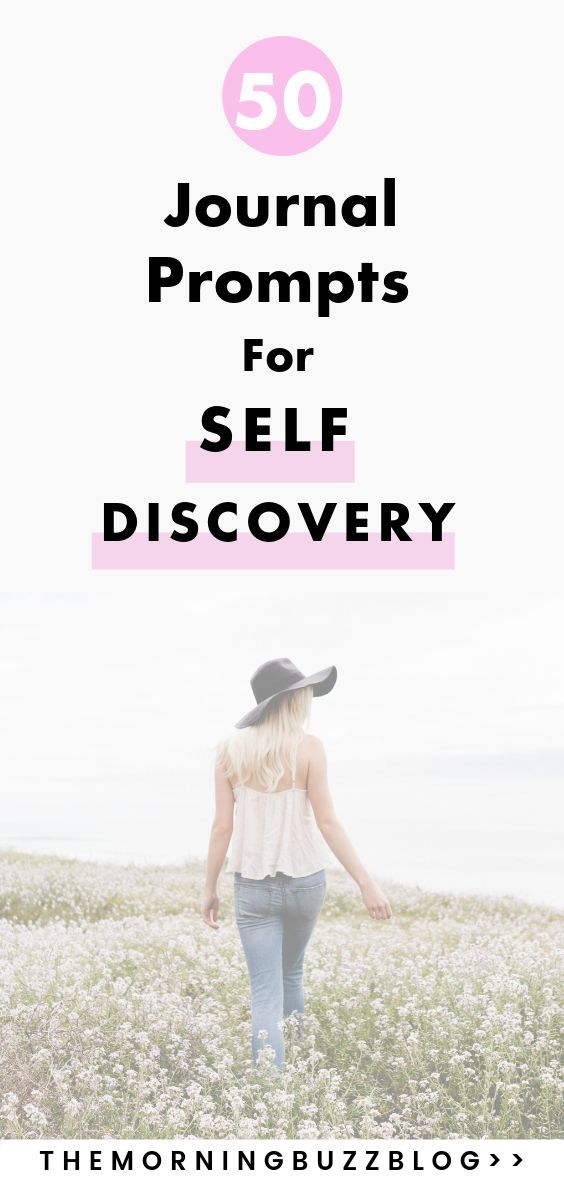 Photo of 50 Journal Prompts For Self Discovery | The Morning Buzz