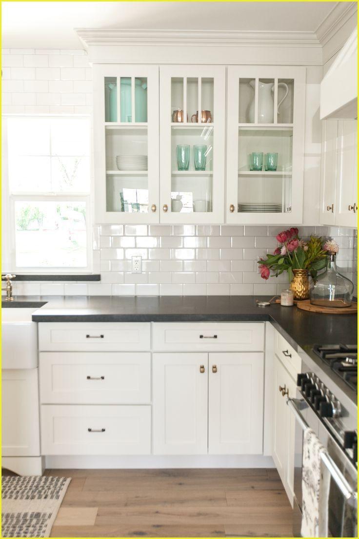 Tiles Backsplash Lovable White Subway Tile With Dark Grout Luxury Best Ideas About On Pinterest Kitchen Cabinets Decor Kitchen Design Kitchen Renovation