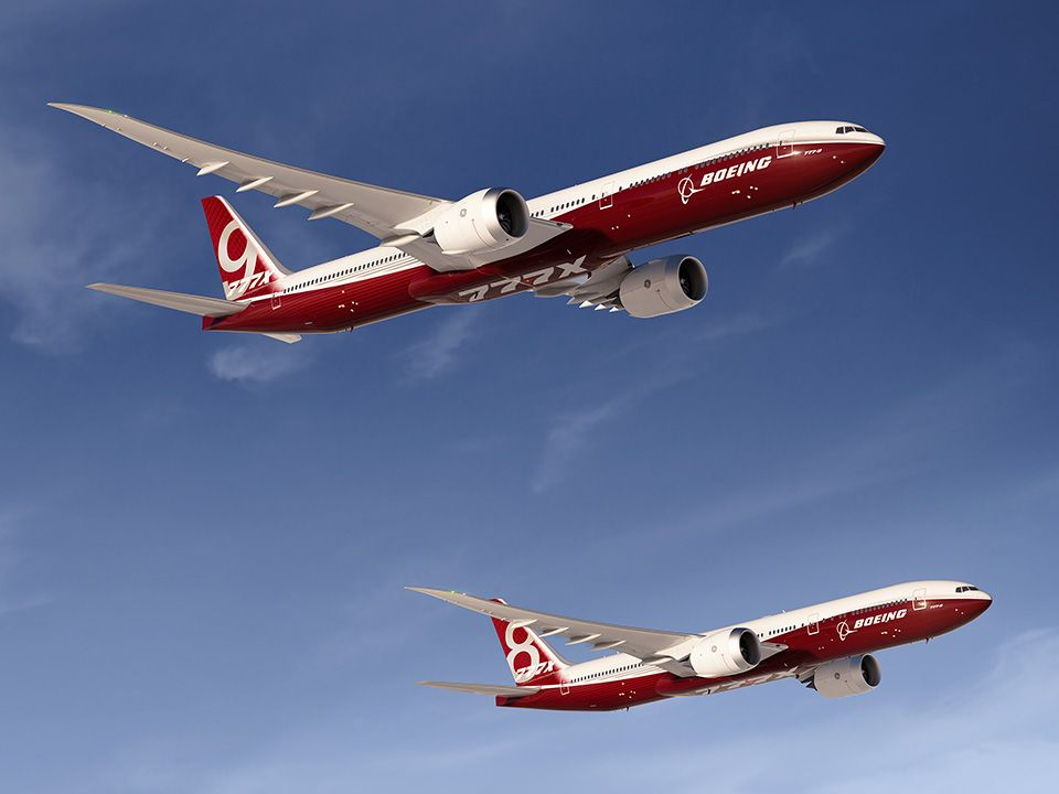 Boeing: The Boeing 777X Reaches Firm Configuration