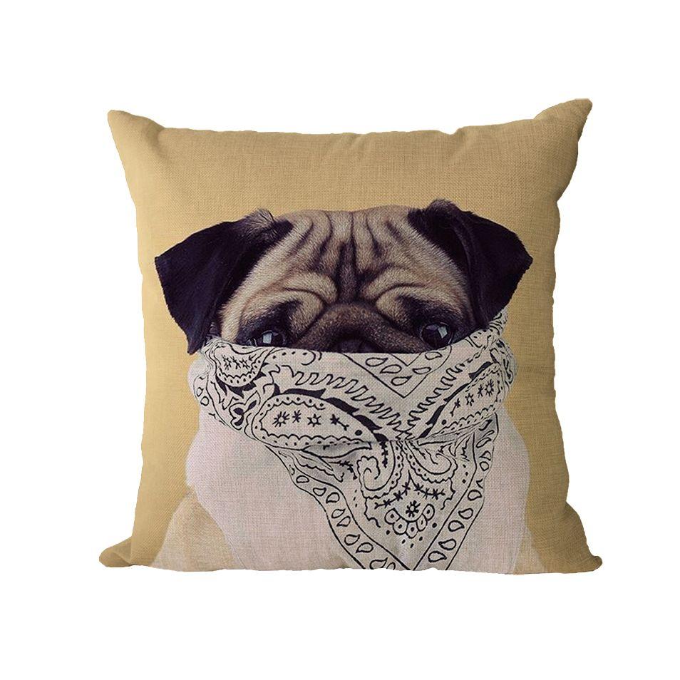 Cushion cover printed sequin decorative pillows decorative cushion