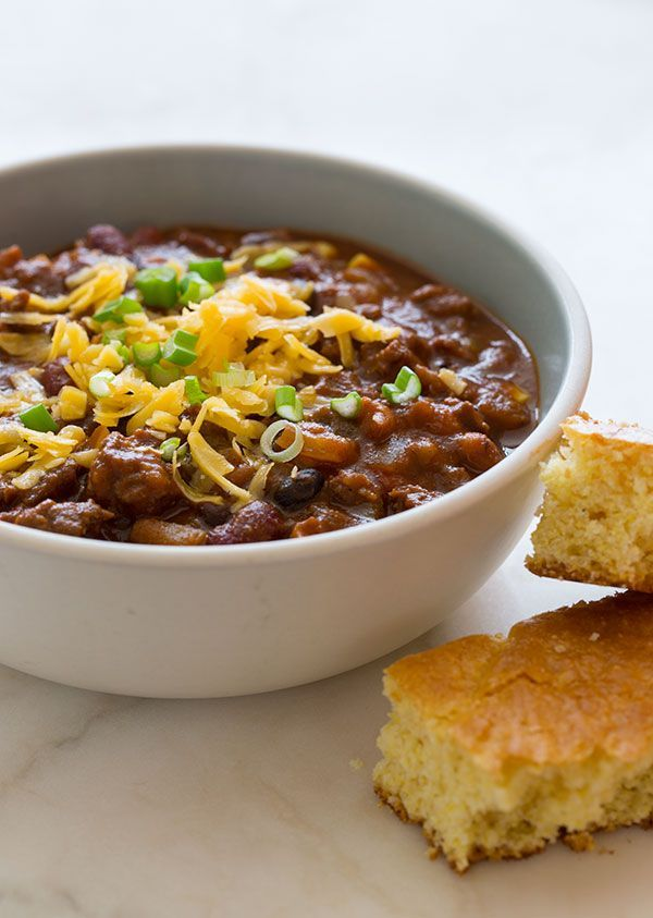 Best Chili Recipe, Cooking