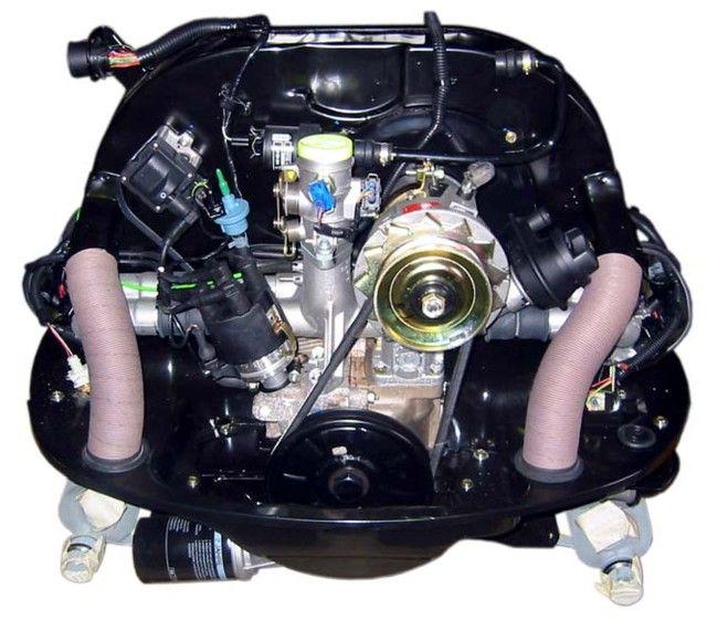 Vw Beetle Used Engine: Volkswagen, Vw Engine