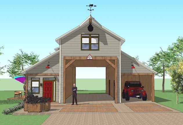 Bradley Mighty Steel Rv Garage For Sale Rv Shelter Pricing Carport Designs Rv Garage Garage With Living Quarters