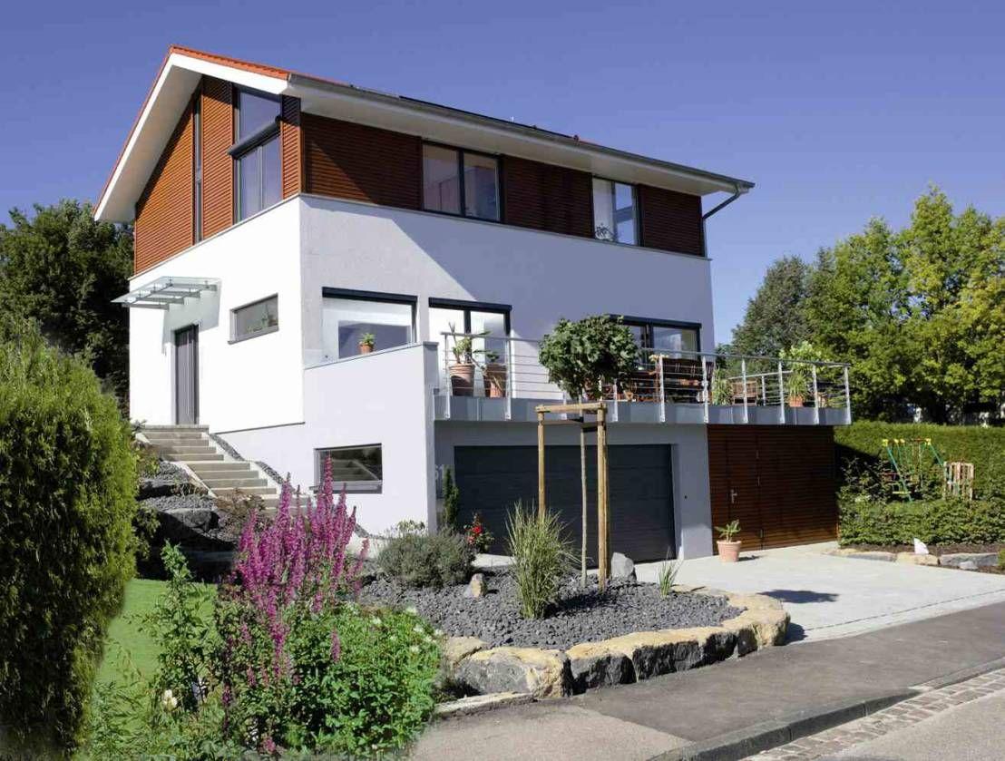 Das perfekte Einfamilienhaus | Moderne architektur, Lichtlein und ...