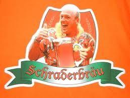 Schraderbrau Beer Label