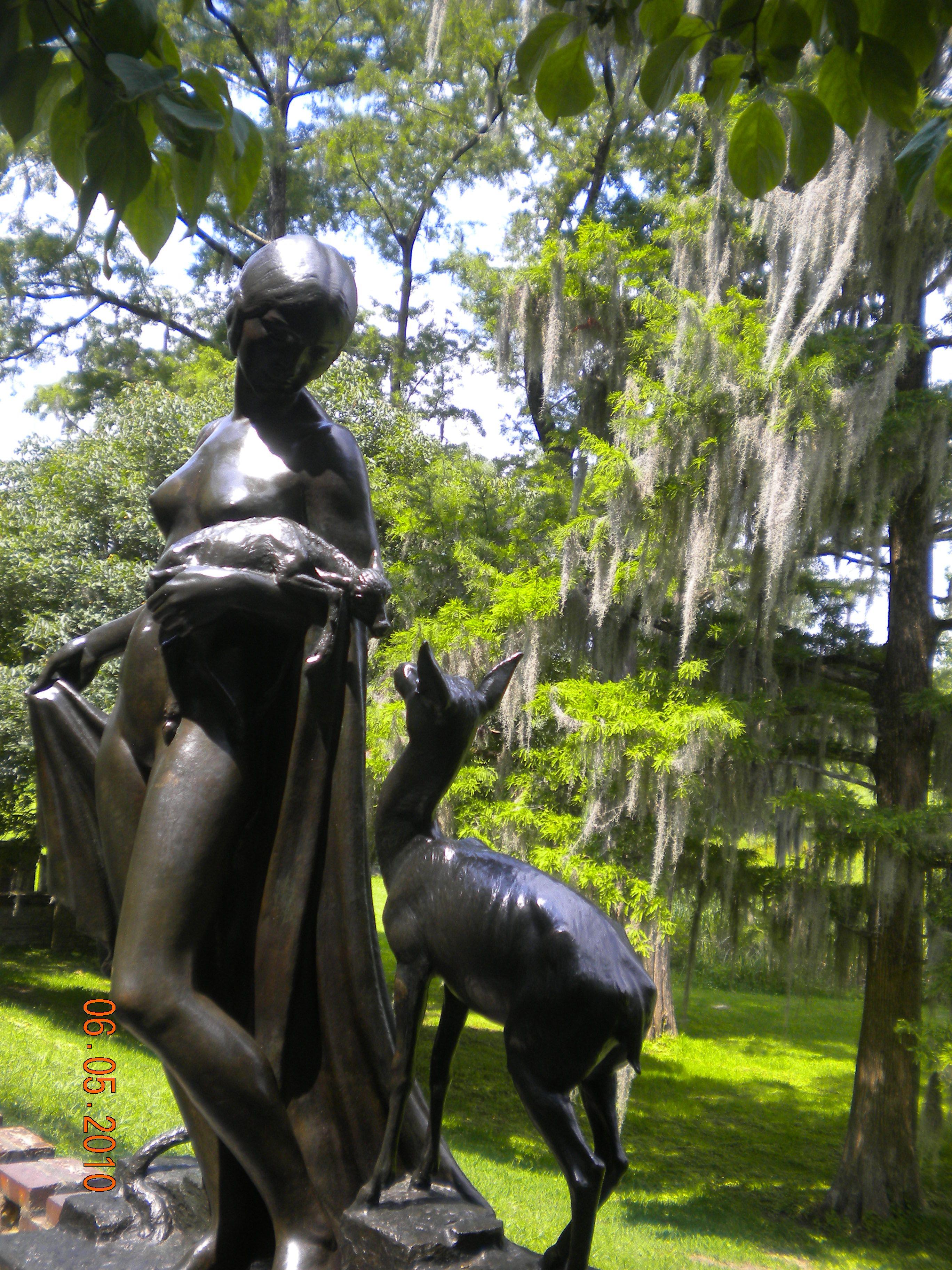 At Brookgreen Gardens, South Carolina | the poetics of space | Pinterest