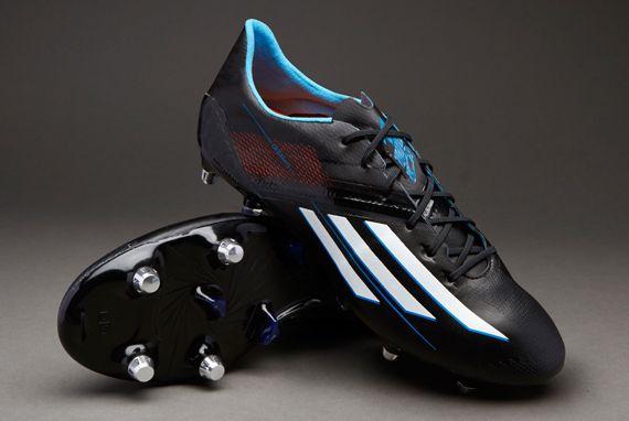 low priced b1078 61031 adidas F50 adiZero XTRX SG - BlackWhiteBlue