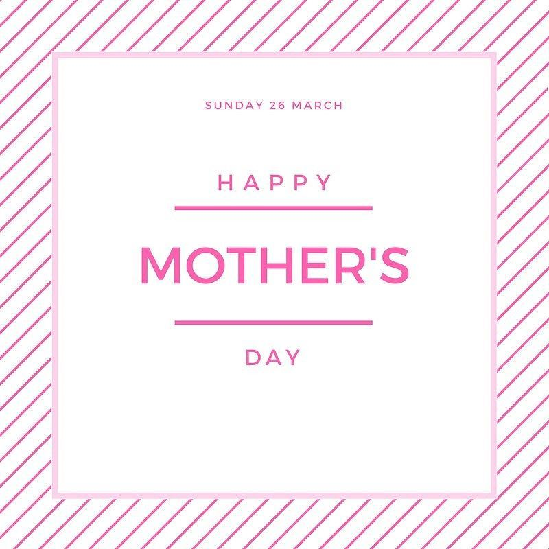 H A P P Y  M O T H E R ' S  D A YFor those of you wanting to send some virtual love to your Mum this Mother's Day make sure you tag them in comment box below. . . . . #BritishHappiness #MothersDay #BritishMums #love #expats #britishexpats