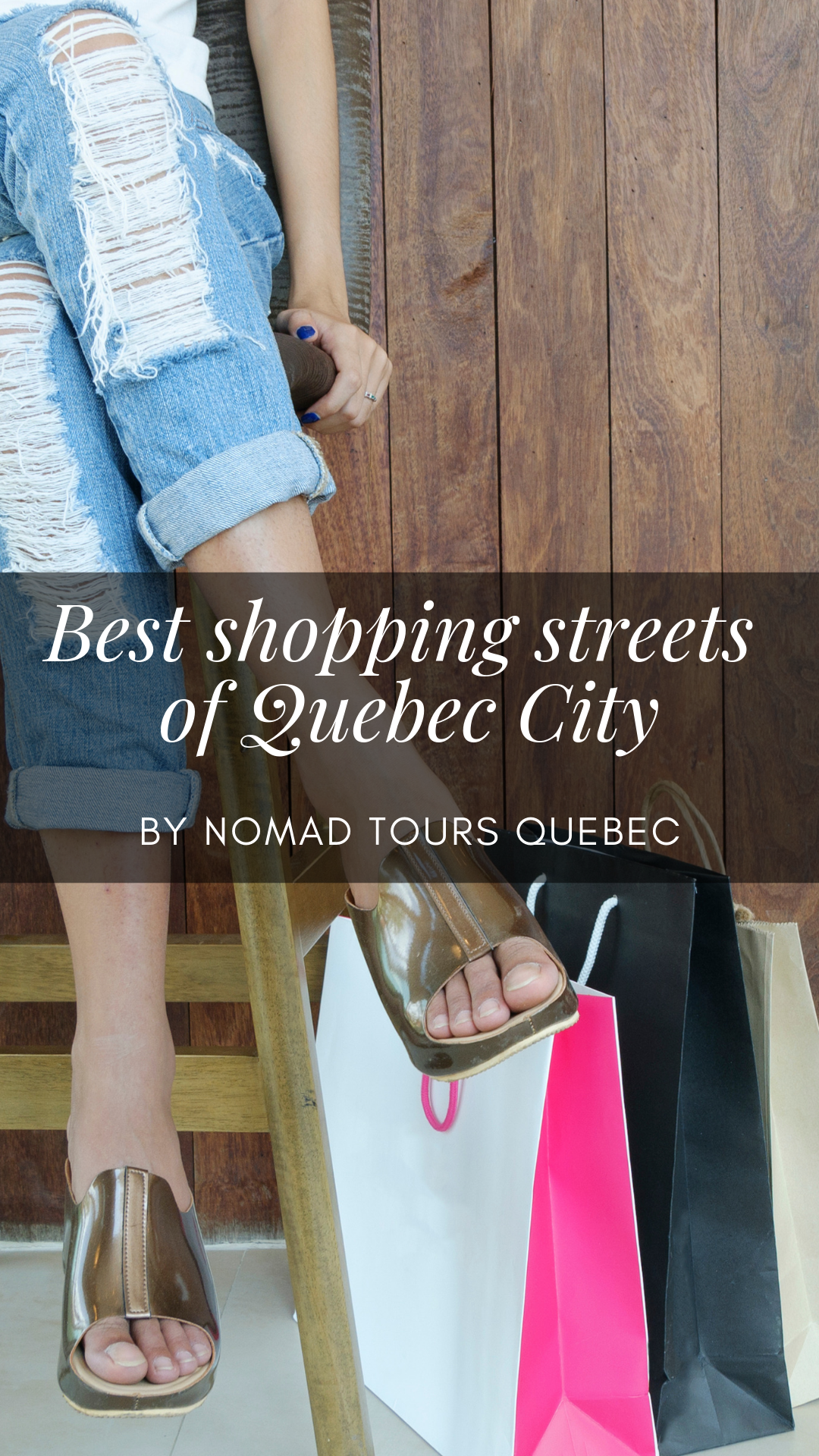 Best Shopping Streets In Quebec City Quebec City Quebec Shopping