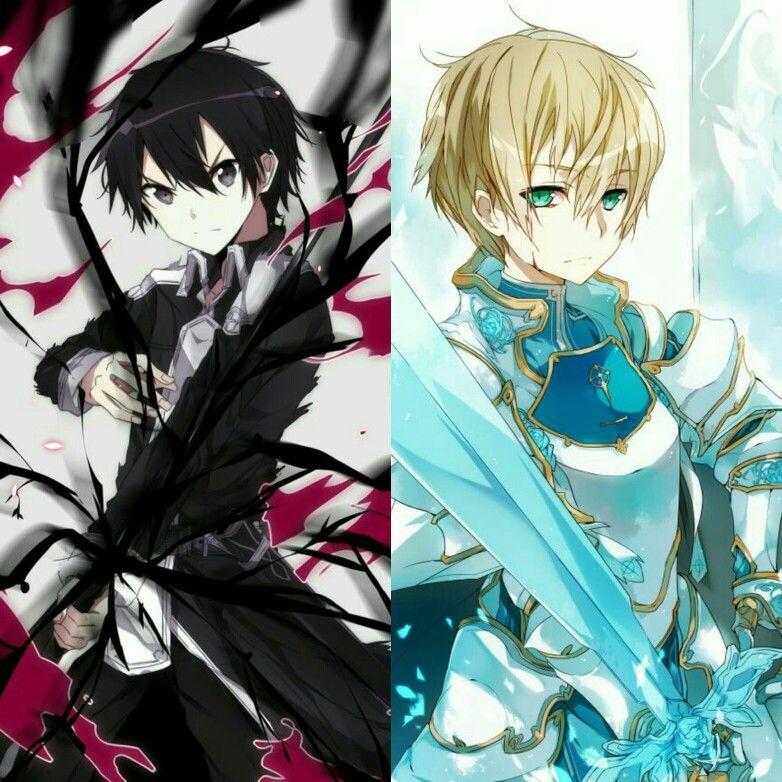 Sword Art Online Kirito And Eugeo Season 3 Where Are You