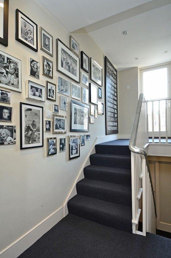 Den Flur Personalisieren   20 Tolle Wanddeko Ideen Für Schätzer |  Wandgestaltung | Pinterest | Wanddeko Ideen, Wanddeko Und Flure