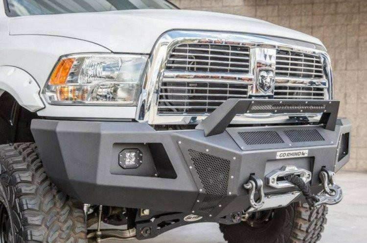 Go Rhino 24128T Dodge Ram 1500 2013-2018 BR5 Front Bumper