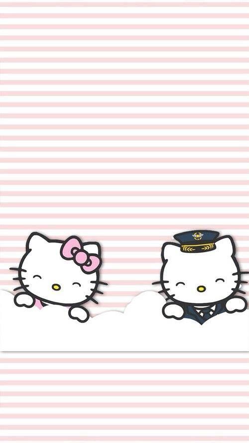 Gambar Hello Kitty Buat Wallpaper Whatsapp Logtrend