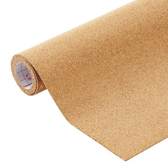 Beau Cork Self Adhesive Drawer U0026 Shelf Liner