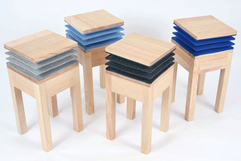 Fine The Xia Stool Has An Accordion Like Detail Under The Seat Forskolin Free Trial Chair Design Images Forskolin Free Trialorg