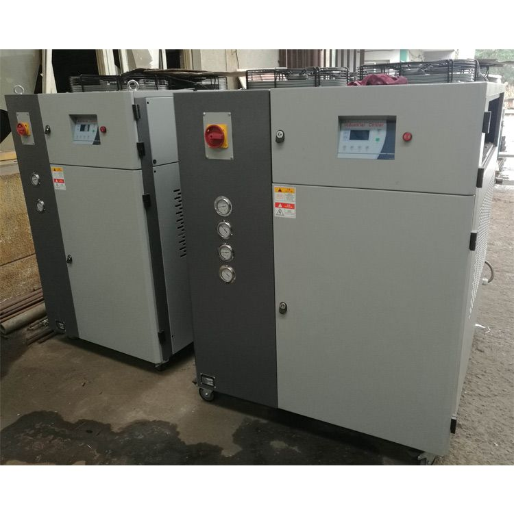 Air Cooled Industrial Waterchiller Amc A Series Water Chillers