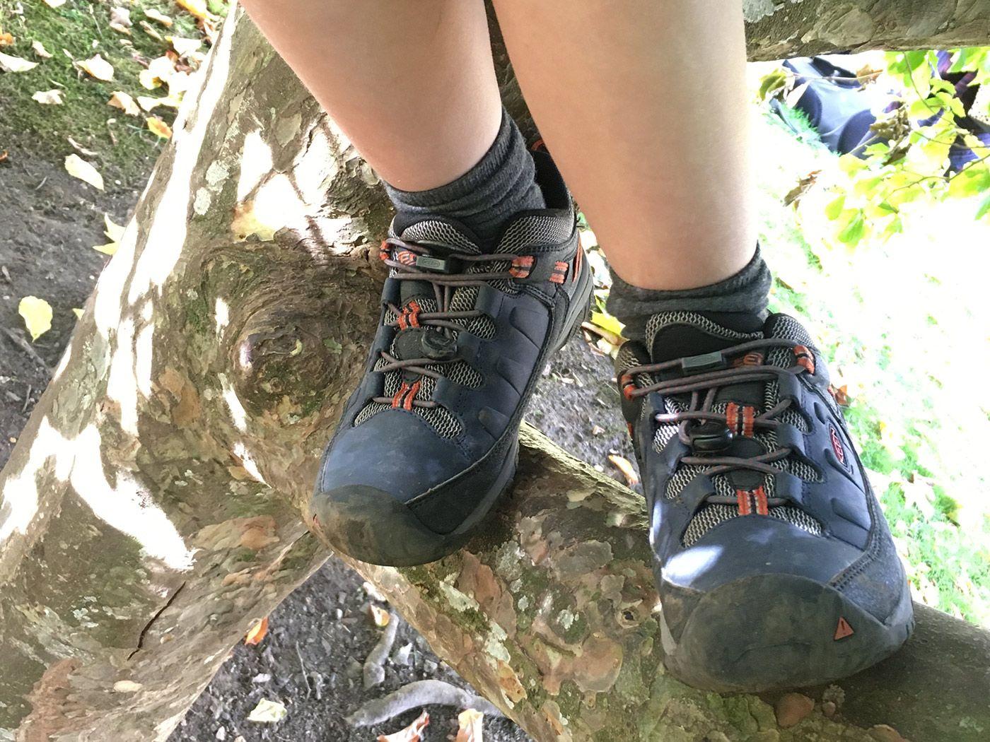 3d5bbb08374 What we tested KEEN Targhee Waterproof Hiking Shoes in Blue Nights ...