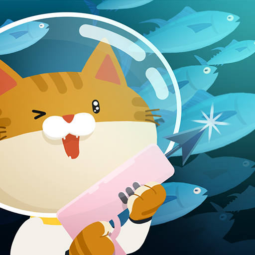 The Fishercat v1.1.2 Mod Apk Money Relaxing game, Mod