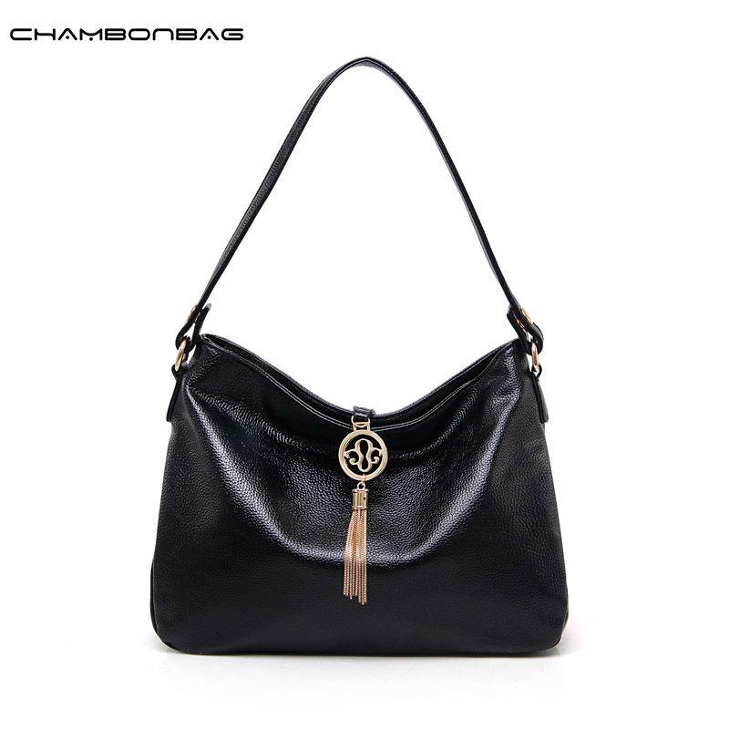 e71b566dcf 2017 Soft Pu Leather Black Small Fashion Solid Hobo Crossbody Cute Ladies Sling  Bags For Women