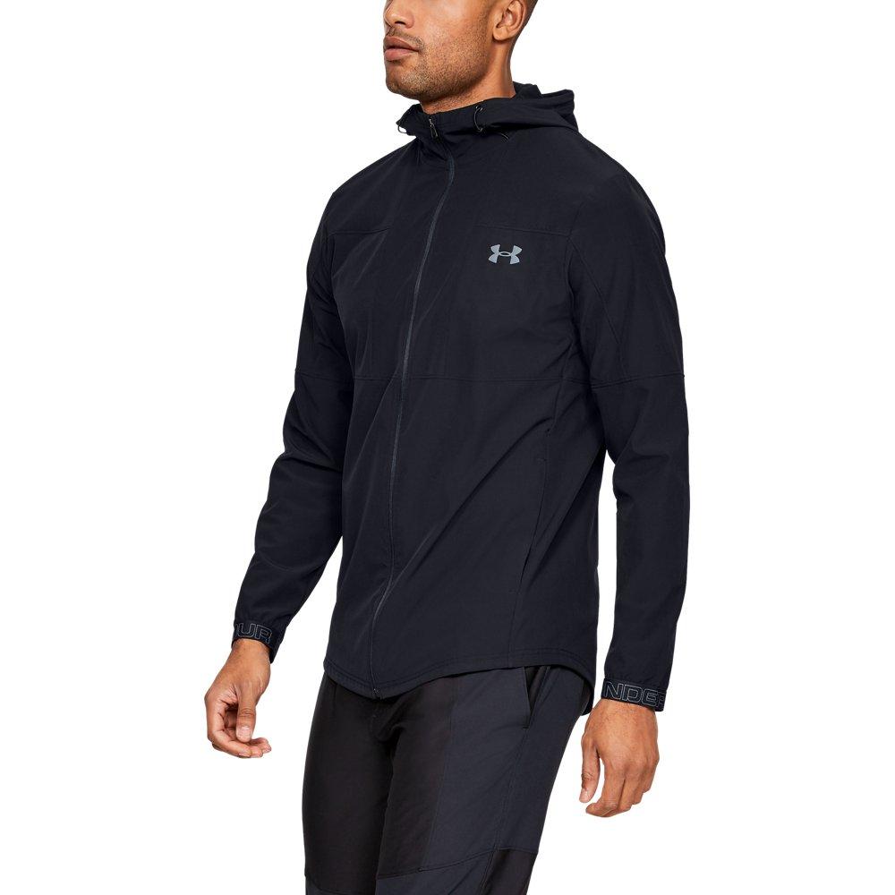 18382ebb31964 Men s UA Vanish Woven Full Zip Jacket in 2019