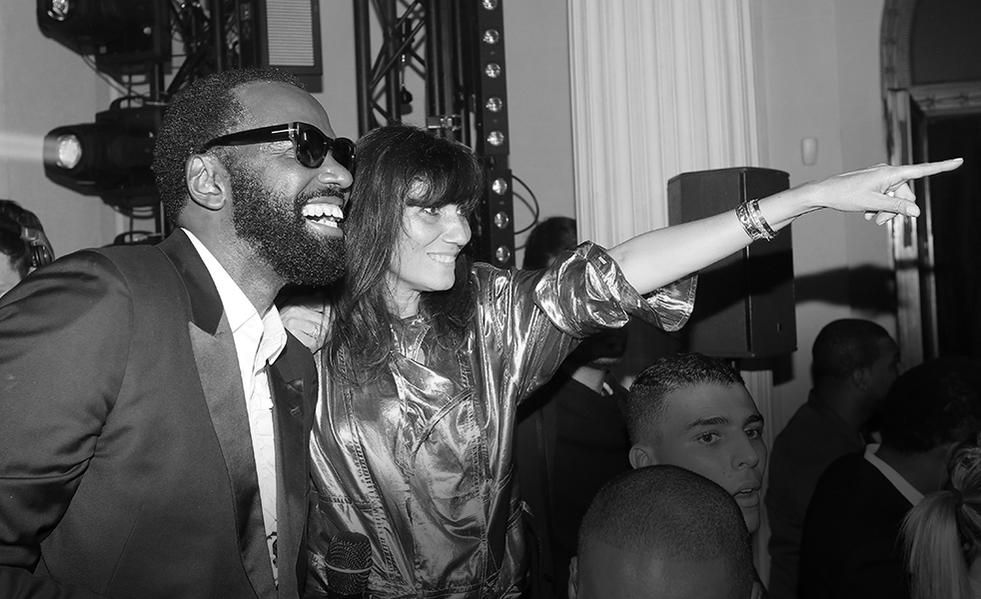 Let's Dance! See inside our #VogueParis95 #birthday party with exclusive images: http://voguefr.fr/Vogue95Party #PFW