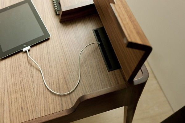 5 Trendy Desks To Complete The Perfect Modern Home Office Bureau