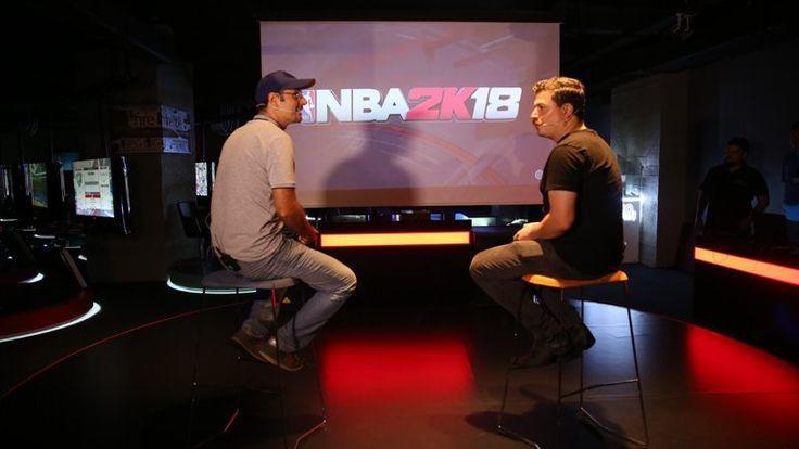 NBA 2K18 Türkiye'de!