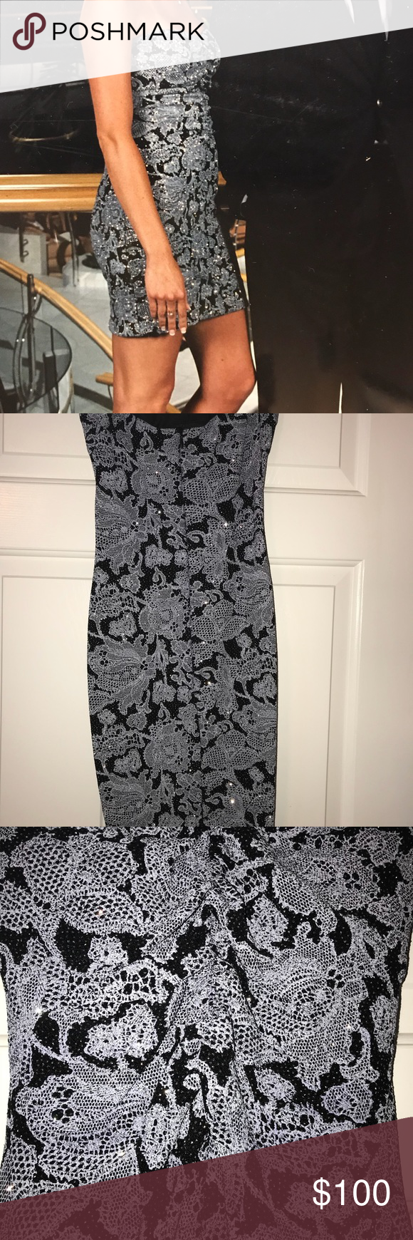 Jessica McClintock cocktail dress | Customer support and Delivery