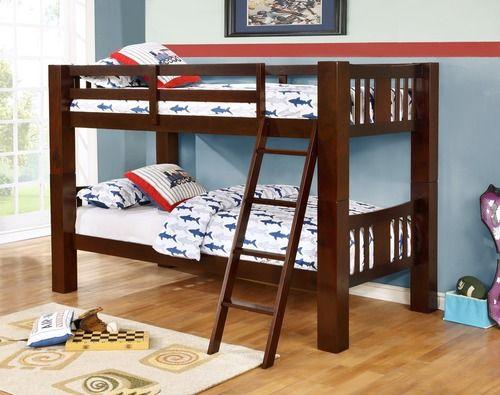 Generation Trade Yellowstone Espresso Twin Size Bunk Bed
