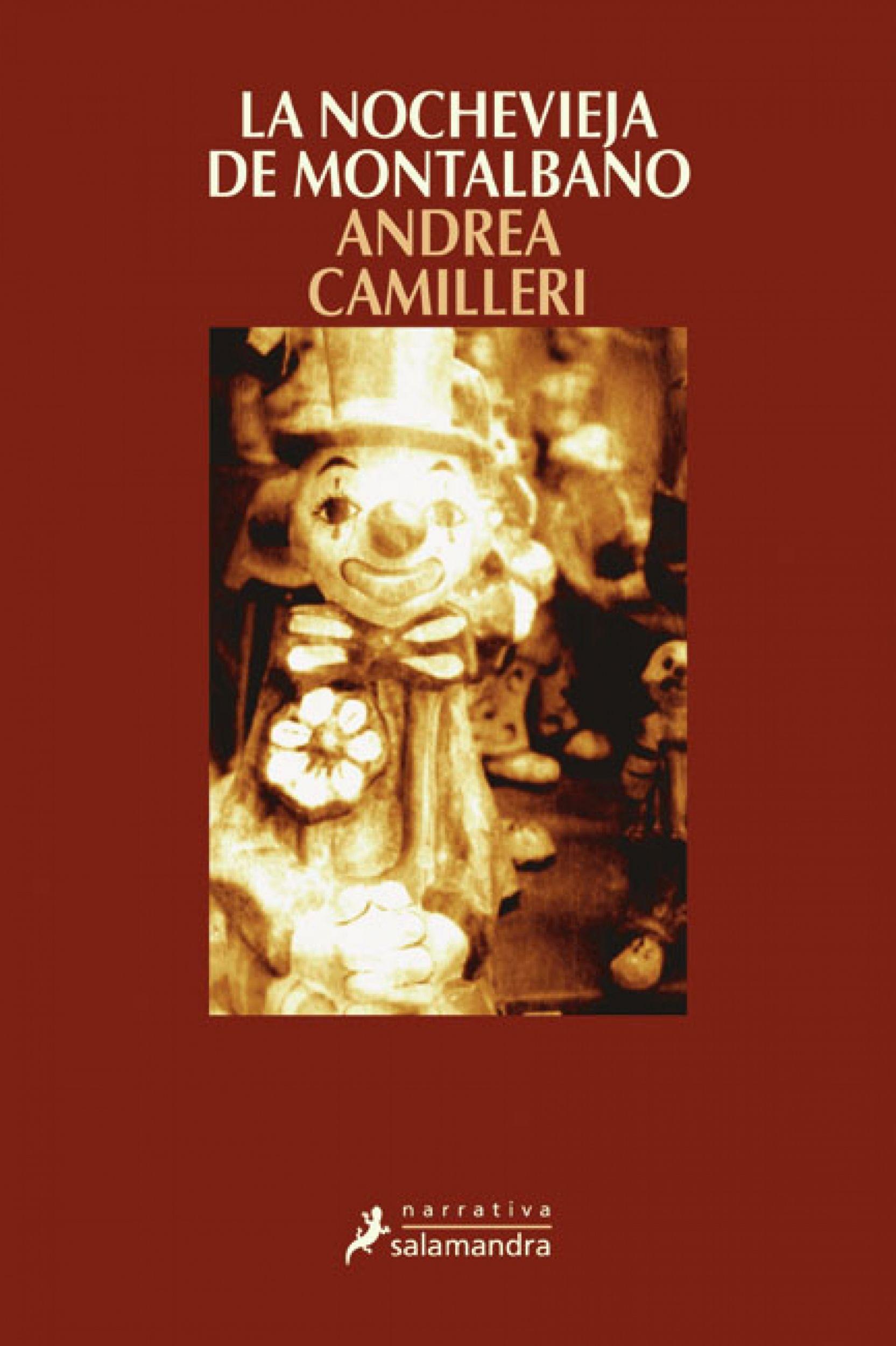 Andrea Camilleri. La Nochevieja de Montalbano   Libros