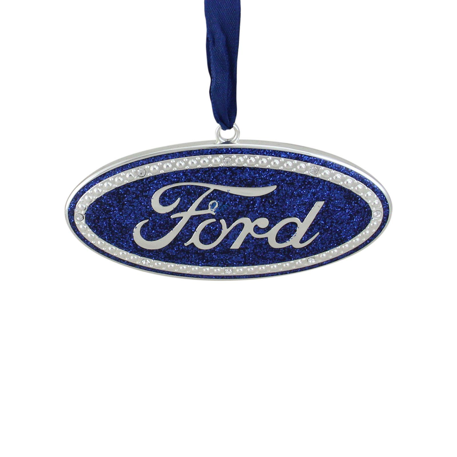 Northlight 2 In Ford Logo Christmas Tree Ornament Christmas