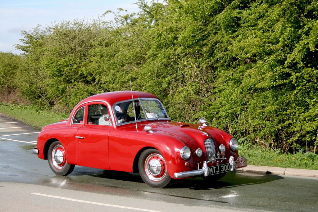 1952 Farr-bodied Jowett Jupiter MTJ 300, Monte Carlo Rally entrant ...
