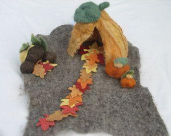 pumpkin house playscape
