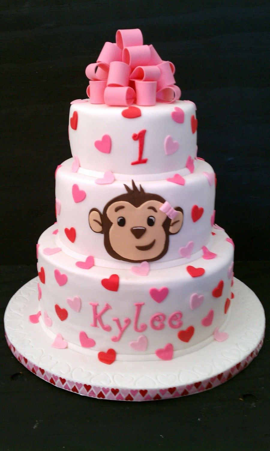 Kylee's 1St Birthday For a 1 year old birthday. Mom wanted