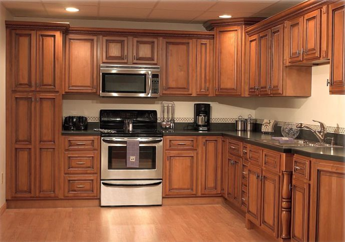 Lovely Kitchen Cabinet Refacing Ideas Image Inspiration