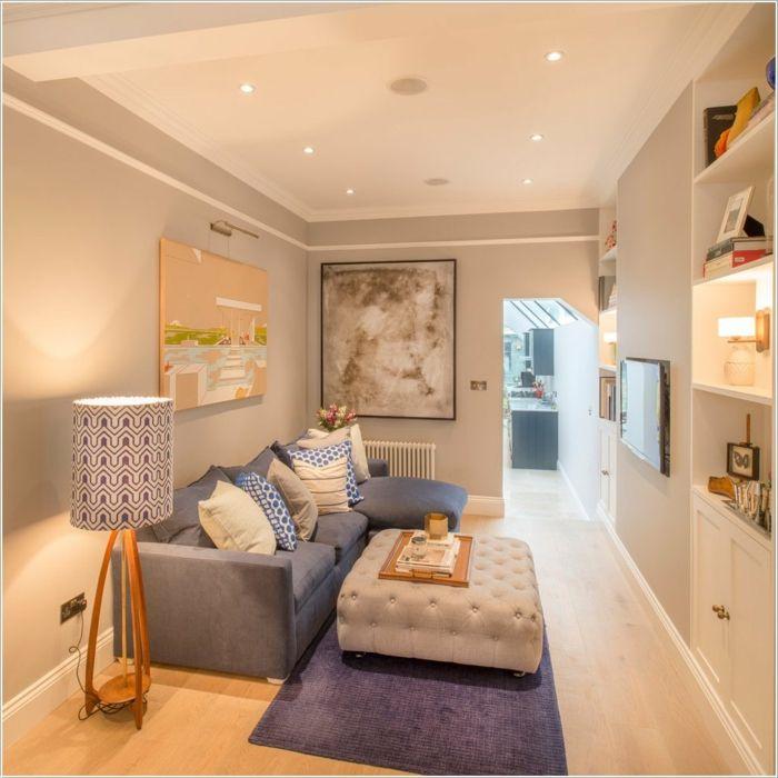 1001 ideas sobre decoraci n de salones para espacios