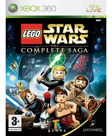 Activision Lego Star Wars The Complete Saga On Xbox 360 Special