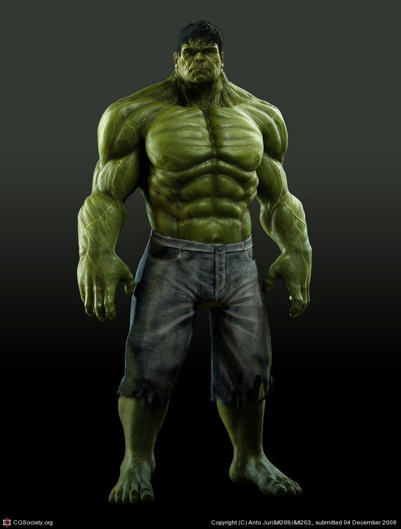 The Incredible Hulk By Montyband Deviantart Com On Deviantart
