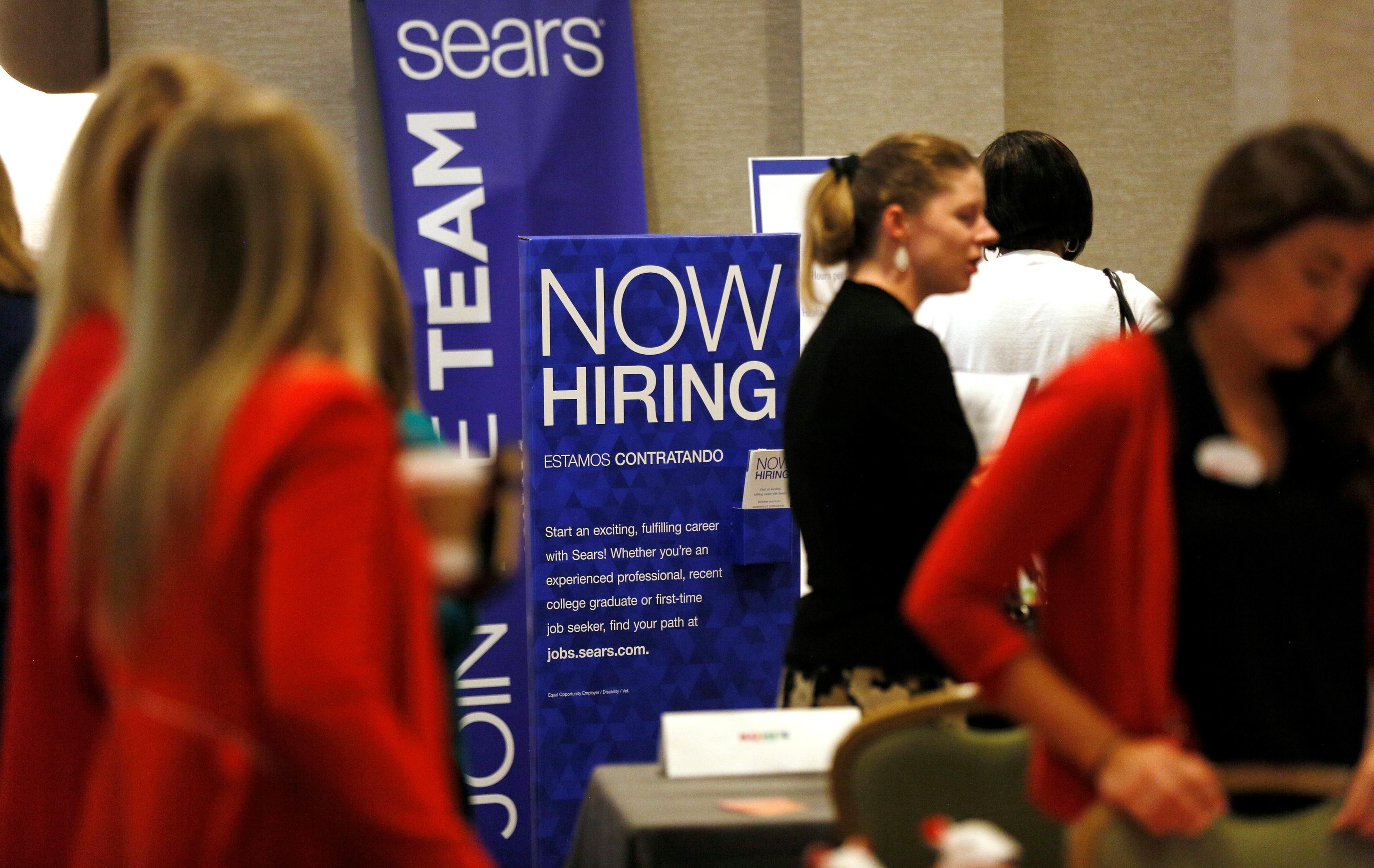 Unemployment Rate Hits 3 5 Job Growth Moderate Marketing Jobs Job Opening Supply Management
