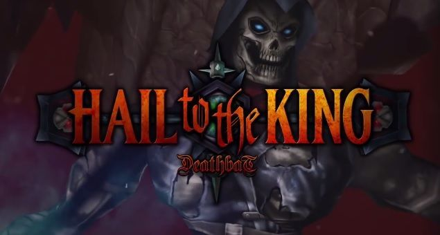 Hail to the King: Deathbat, videojuego