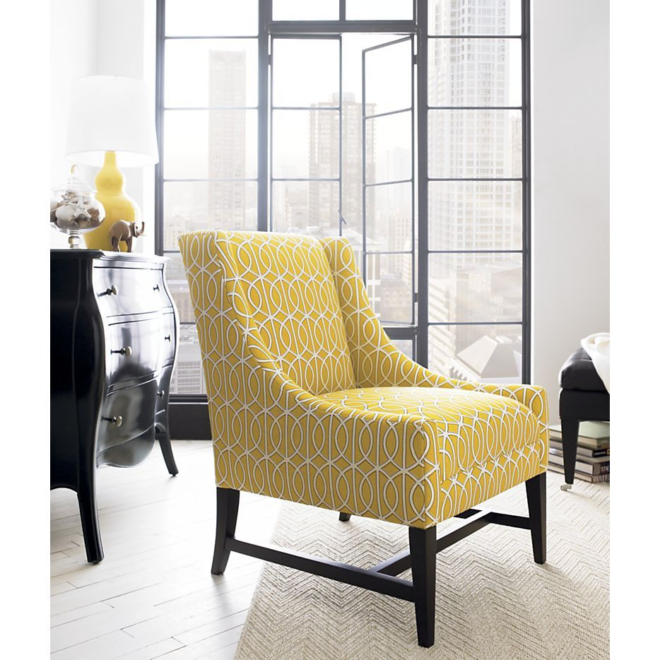 Crate and barrel living room chairs modern living room