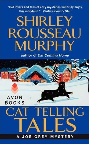 Cat Telling Tales cover