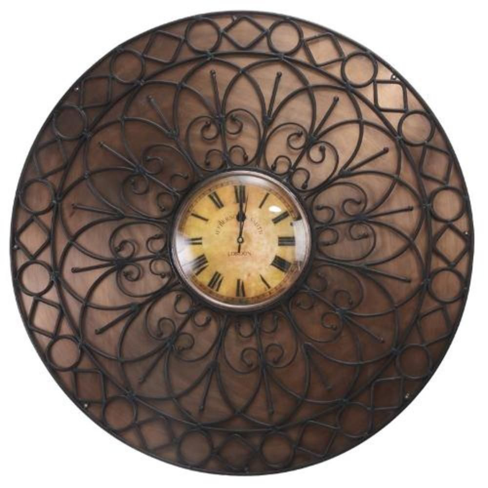 Wall Clock Online Shopping for Clocks by Goyal India Home and